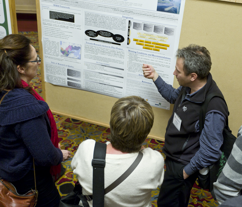 Session d\'affiches. Poster session.