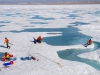 2.9 Ice samplings in the Northwest Passage.