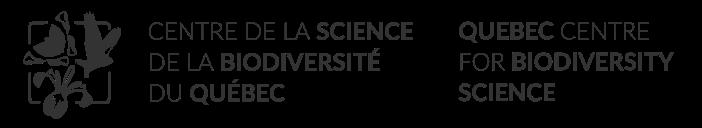 Quebec Centre for Biodiversity Science Logo